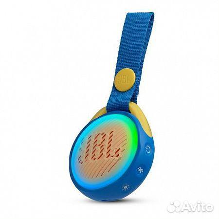 Колонка JBL JR POP Bluetooth blue  89003558000 купить 1