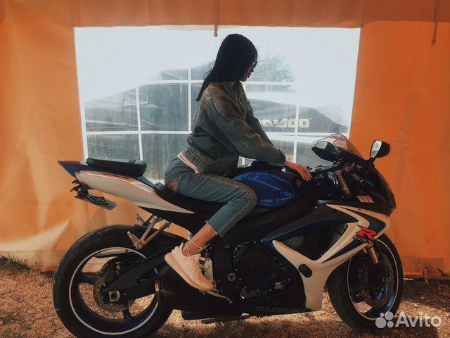 Suzuki GSX600R 2007 89898302935 купить 1