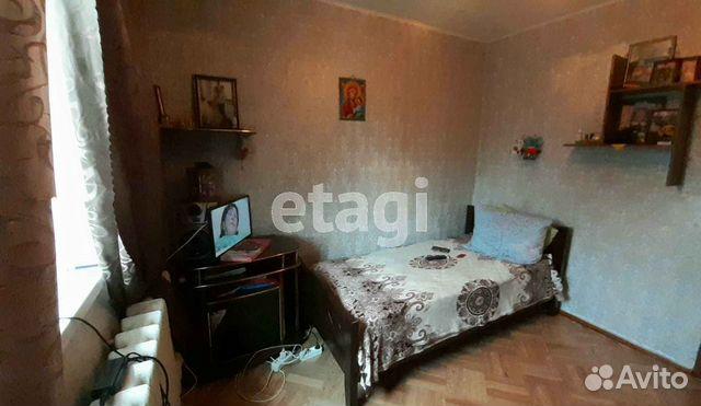 3-к квартира, 59.4 м², 2/5 эт.  89610012784 купить 3