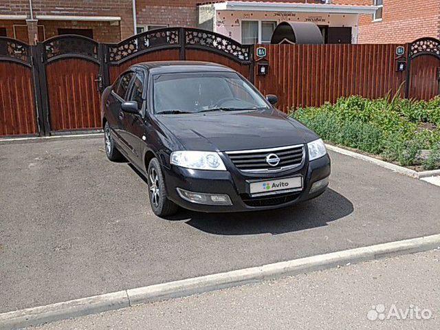 Nissan Almera Classic, 2008  89618469868 купить 1