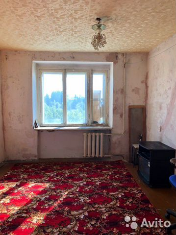 Комната 12.6 м² в 1-к, 3/5 эт.  89962294526 купить 3