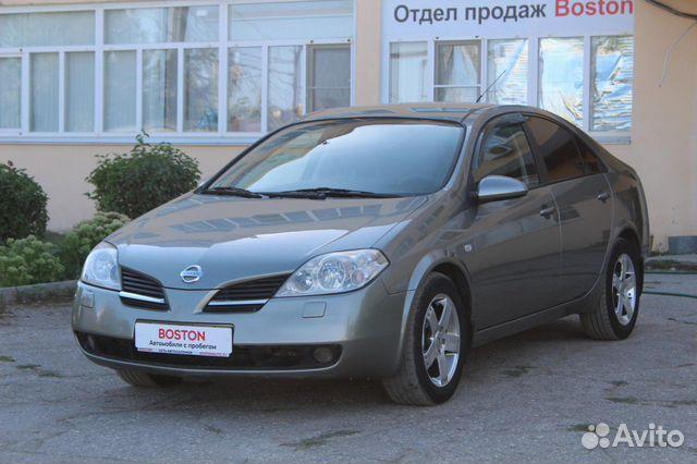 Nissan Primera, 2005  89883900490 купить 1