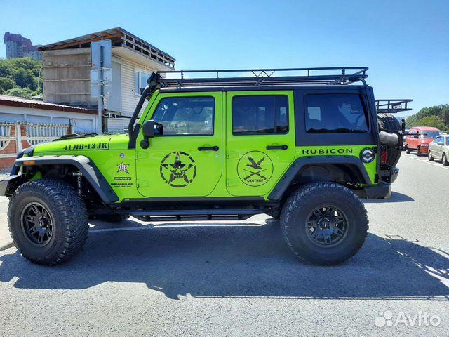 Jeep Wrangler, 2012  89679153448 купить 1