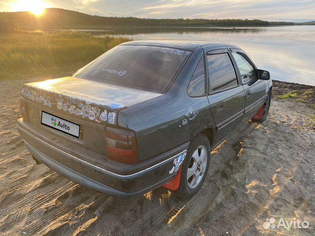 Opel Vectra, 1994  89600215640 купить 5