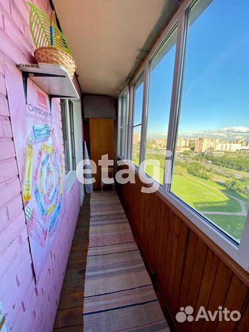 1-к квартира, 34 м², 15/15 эт.  89584144840 купить 1