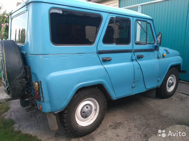 УАЗ 31512, 1997  89584627220 купить 2