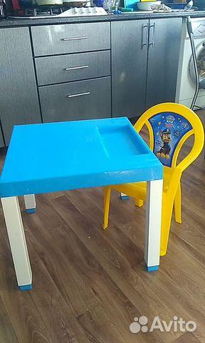 Стол и стульчик  89279133887 купить 1
