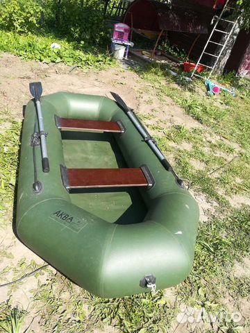 Надувная лодка аква boast