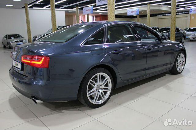 Audi A6, 2012  89828708454 купить 6