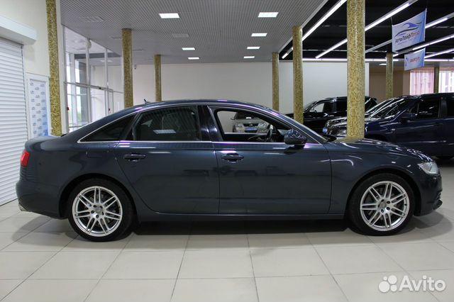 Audi A6, 2012  89828708454 купить 5