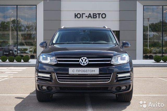 Volkswagen Touareg, 2012  88612441450 купить 2