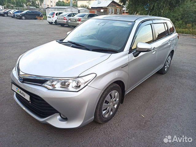 Toyota Corolla Fielder, 2015  89617524519 купить 1
