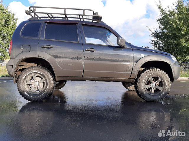Chevrolet Niva, 2014  89097425704 купить 3