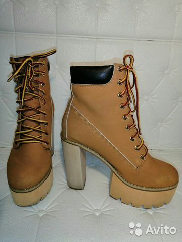 Ботинки Jeffrey Campbell, США,36 размер  89632935615 купить 8