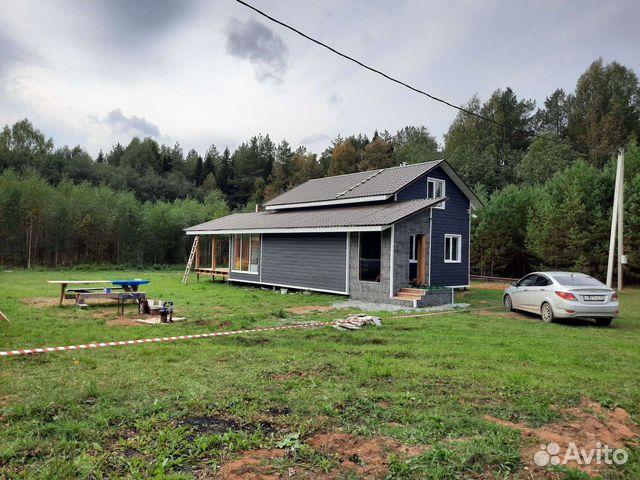 Дом 117 м² на участке 20 сот.  89127354701 купить 2