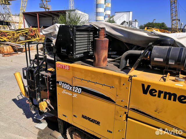 Бурильная машина vermeer D100х120 Series II  89889482740 купить 1