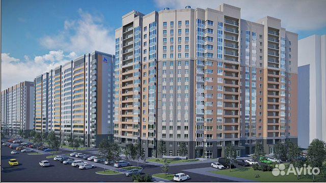 2-к квартира, 39.9 м², 10/16 эт.  89236431246 купить 7