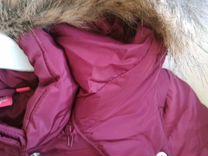 Пуховик зимний, 128, пух/перо
