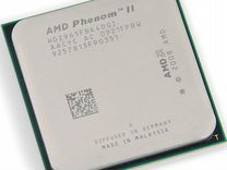 AMD Phenom ii x4 965 3.4 Гц