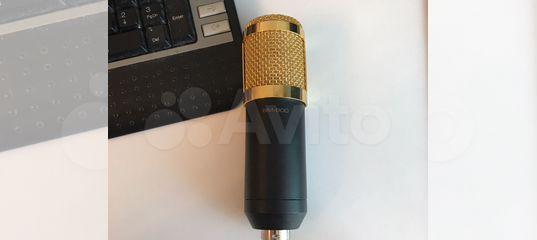 Студийный микрофон bm800