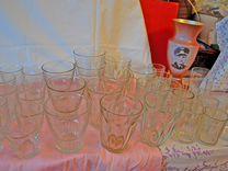 Стопки, фужеры, стаканы СССР