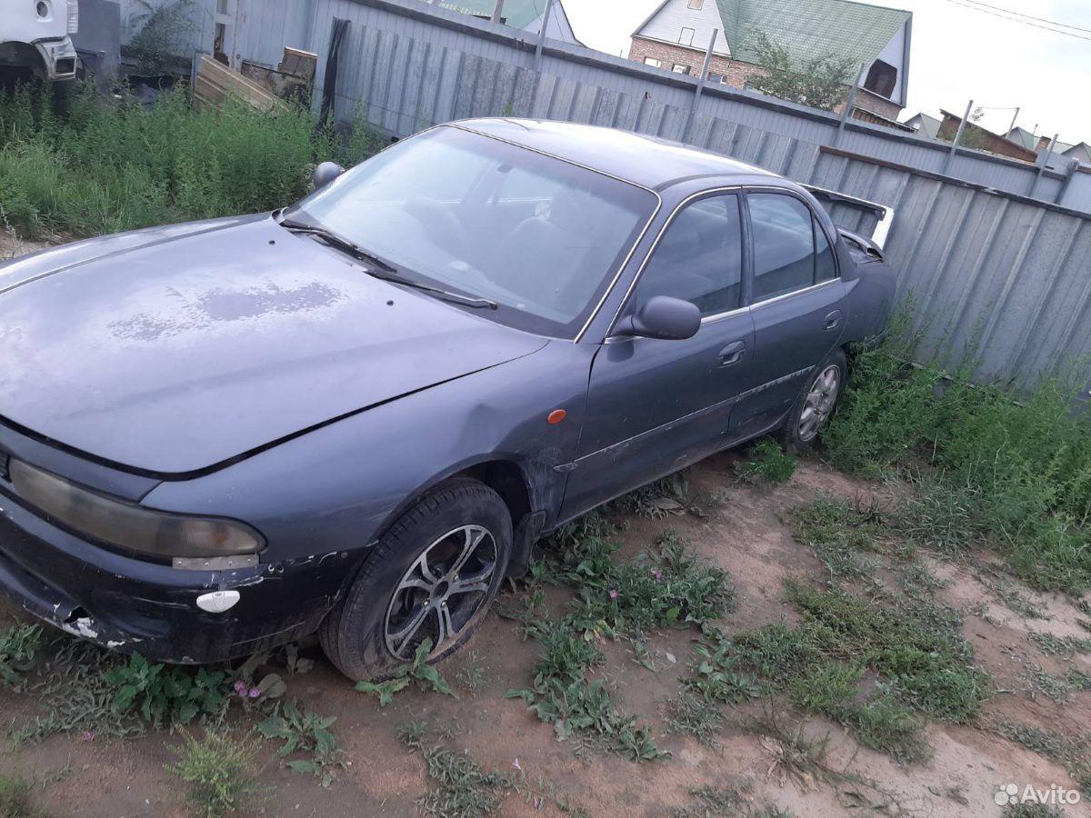 Mitsubishi Galant, 1993  89644639387 купить 1
