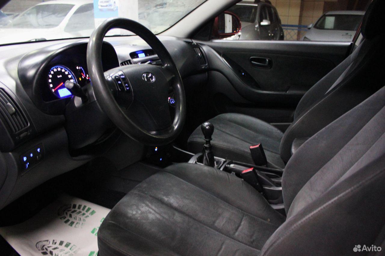 Hyundai Elantra, 2007  83452578874 купить 7