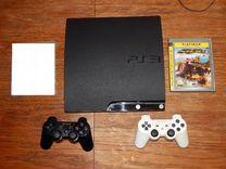 Sony Playstation 3 PS3 slim 320gb