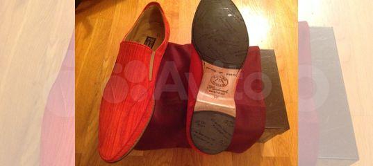 5fb6ebe69 Итальянские туфли ручной работы Gianfranco Ferre купить в Москве на Avito — Объявления  на сайте Авито