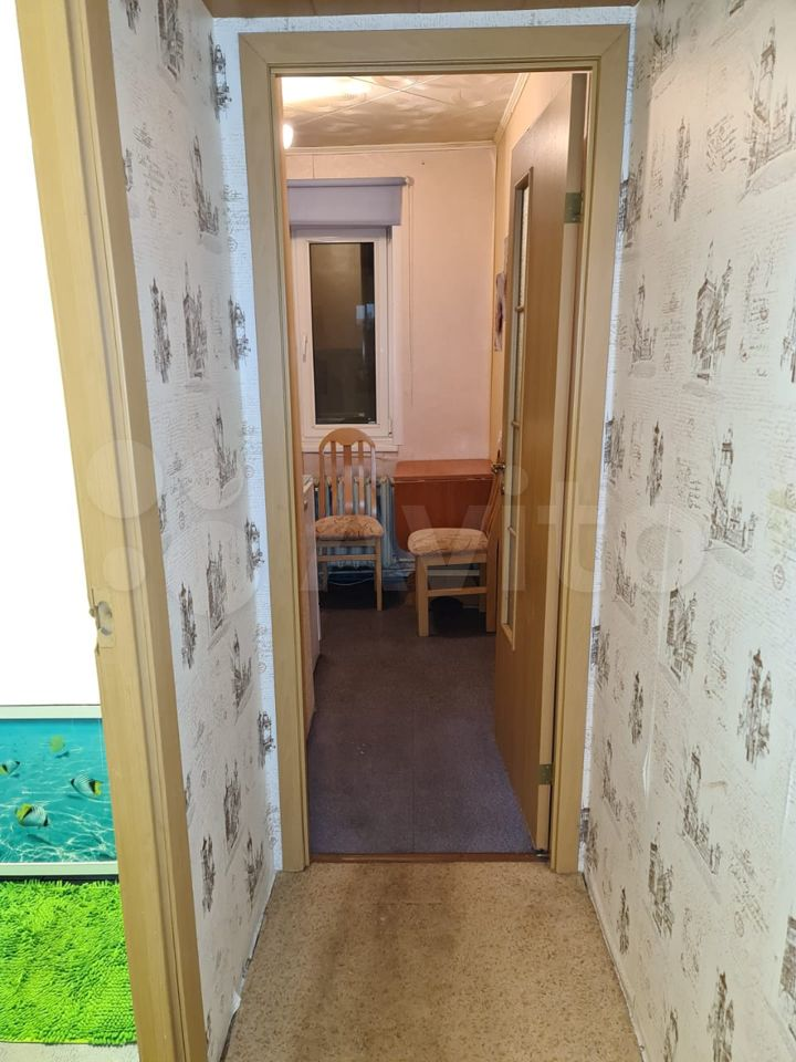 2-rums-lägenhet 43 m2, 5/5 golvet.  89642390048 köp 7