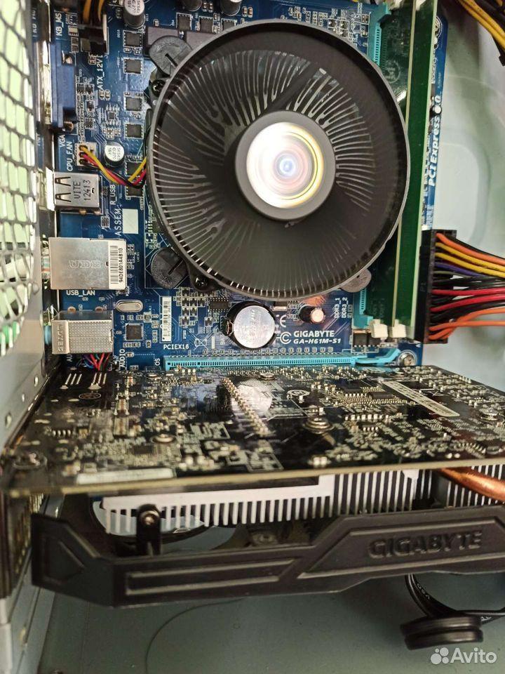 Игровой компьютер Core i5 2310 + GTX 1060  89501300700 купить 3