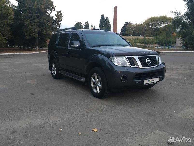 Nissan Pathfinder, 2011  89036551173 купить 7