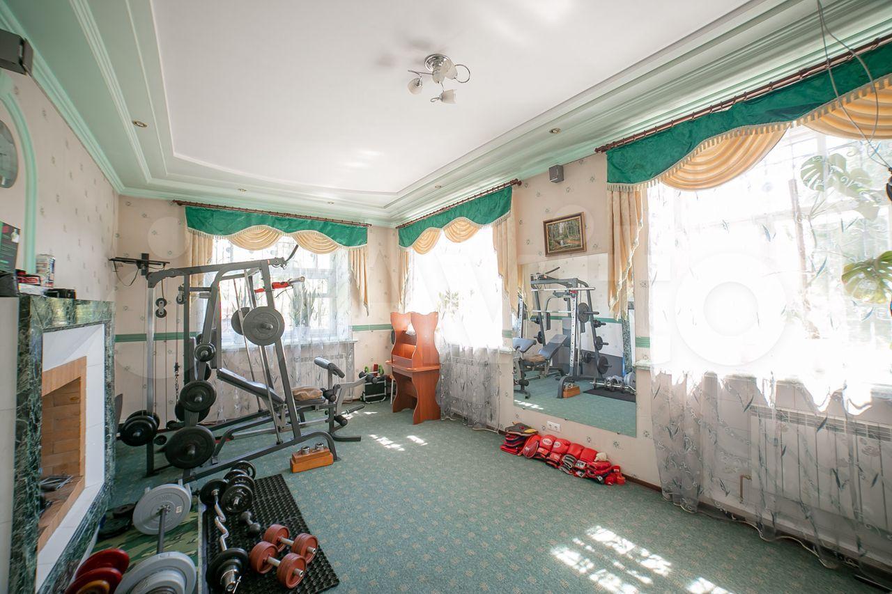 Дом 322.9 м² на участке 10 сот.  89627877047 купить 4
