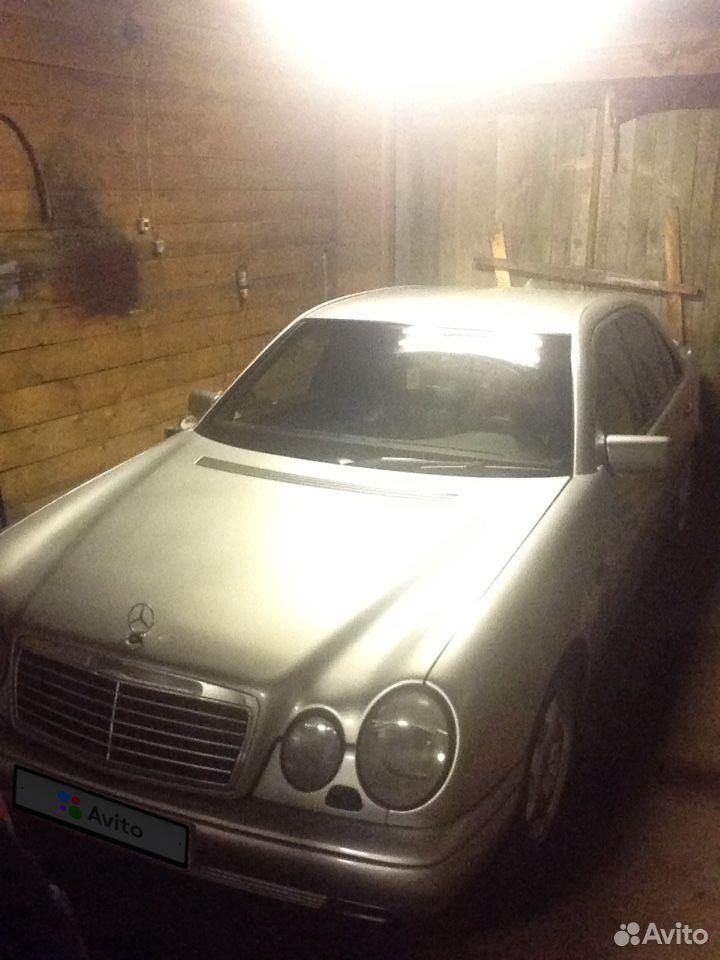 Mercedes-Benz E-класс, 1996  89681484023 купить 5