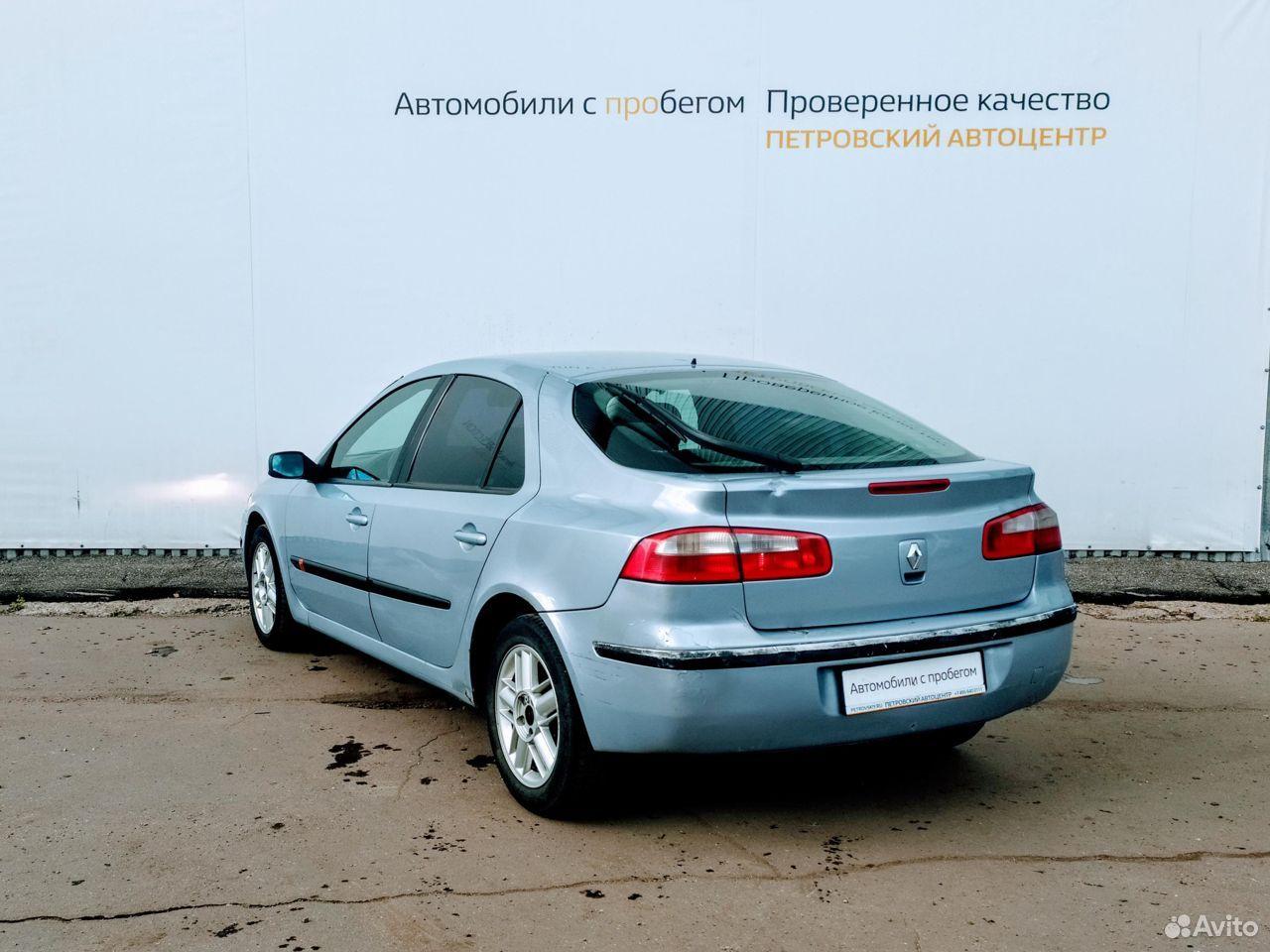 Renault Laguna, 2002  84954871002 купить 6