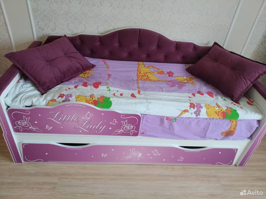 Кровать с матрасом  89200841666 купить 1