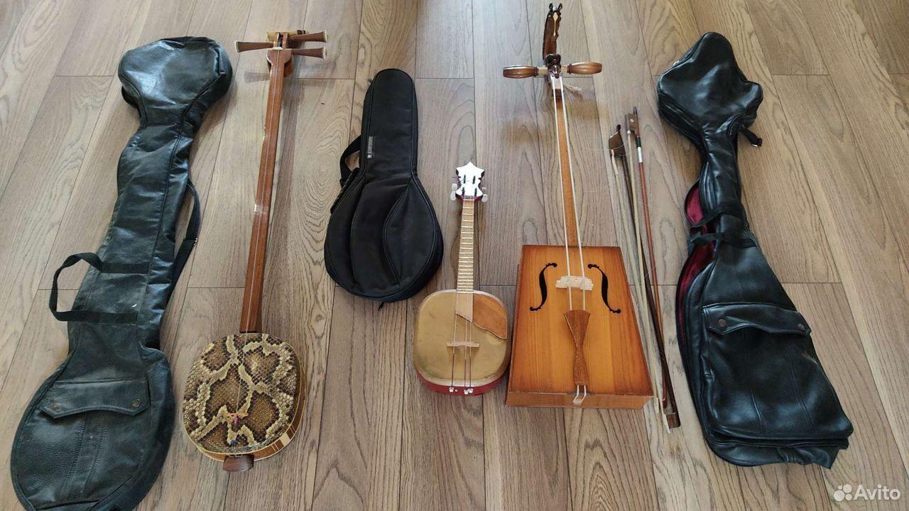 Бурятские музыкальные инструменты