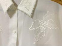 Блузки в отличном состоянии размер 48-50