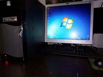 X3 3.10GHz озу 4гб видео GT440 xard320