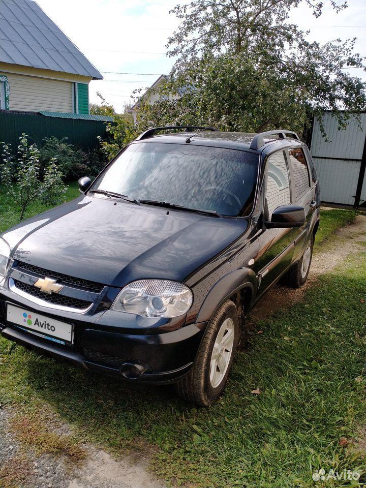 Chevrolet Niva, 2014  89600959822 купить 1