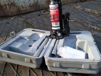 Домкрат гидравлический бутылочный 3 тонны