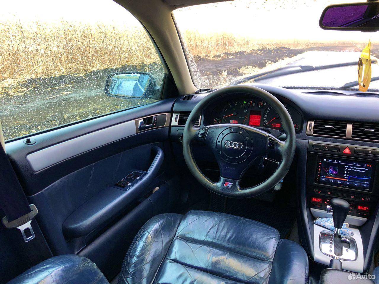 Audi A6, 1999  89606979865 купить 7