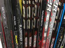 Хоккейные клюшки Б/У, новые, восстановленные