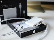 Адаптер Apple Mini DisplayPort двухканальный DVI