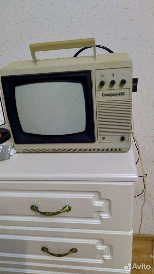 Сапфир 412. 1985г рабочий