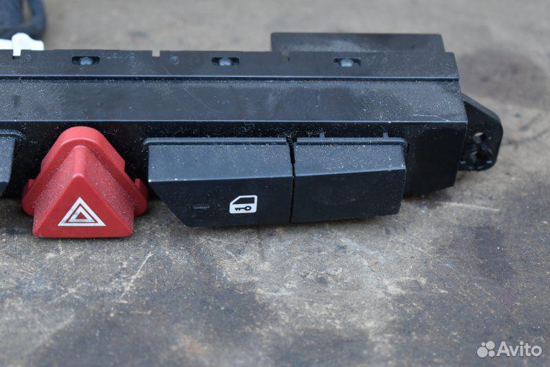 Кнопка аварийной сигнализации Kia Ceed 1 поколение  89307139175 купить 4