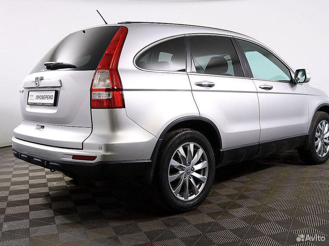 Honda CR-V, 2011  84954101966 купить 5