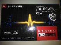 Продам видеокарту Sapphire Radeon RX570 4Gb