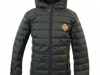 Новая осенняя мужская куртка Huppa р 164-170