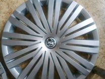 Оригинальные колпаки VW Polo